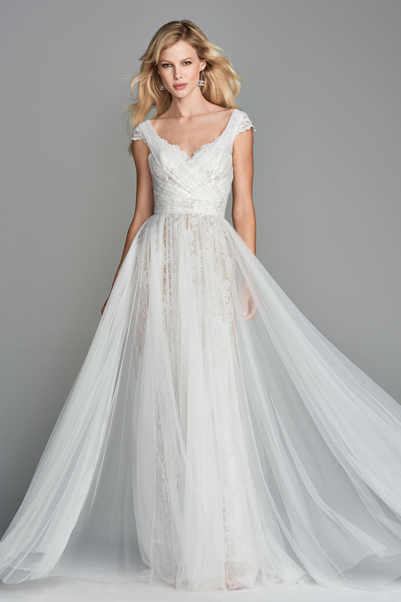Watters Wtoo Brides Brautkleid FAIRLEY 10705
