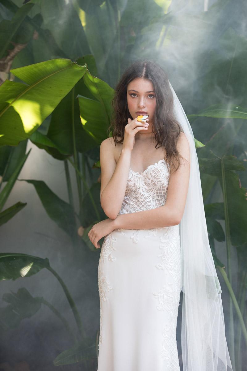 Boho Brautkleid Hochzeitskleid von Watters