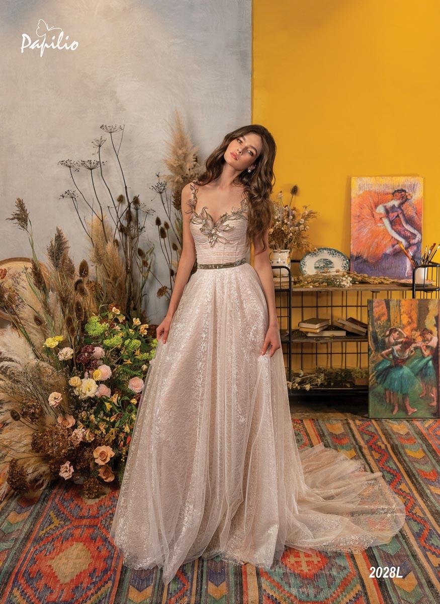 Papilio Brautkleider bei Audrey Wedding Salon Brautmode Köln