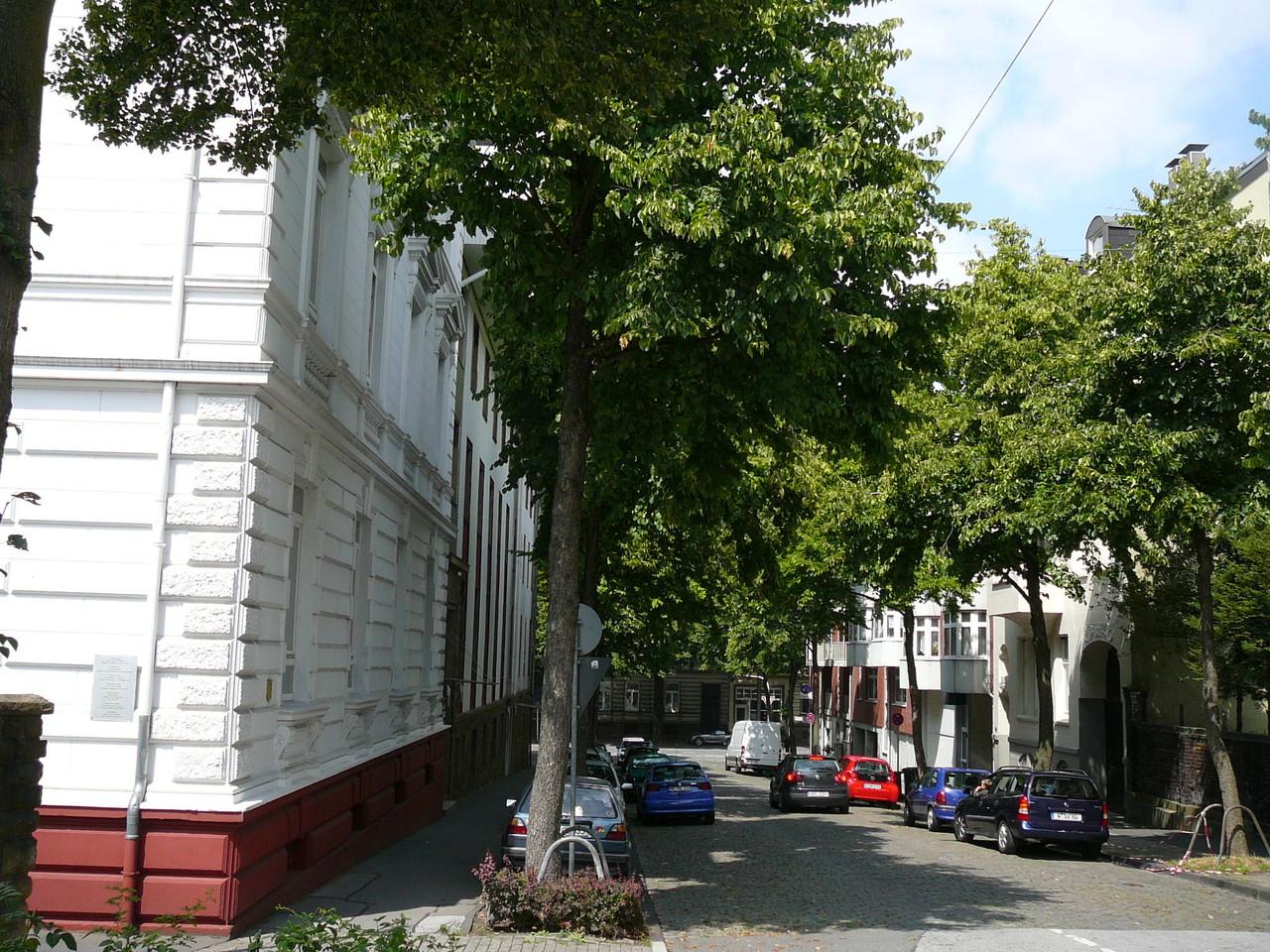 Heinz-Kluncker-Straße