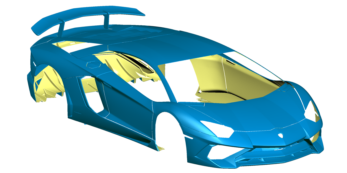 3d Scan Shop 3d Dataworld 3d Car Scans