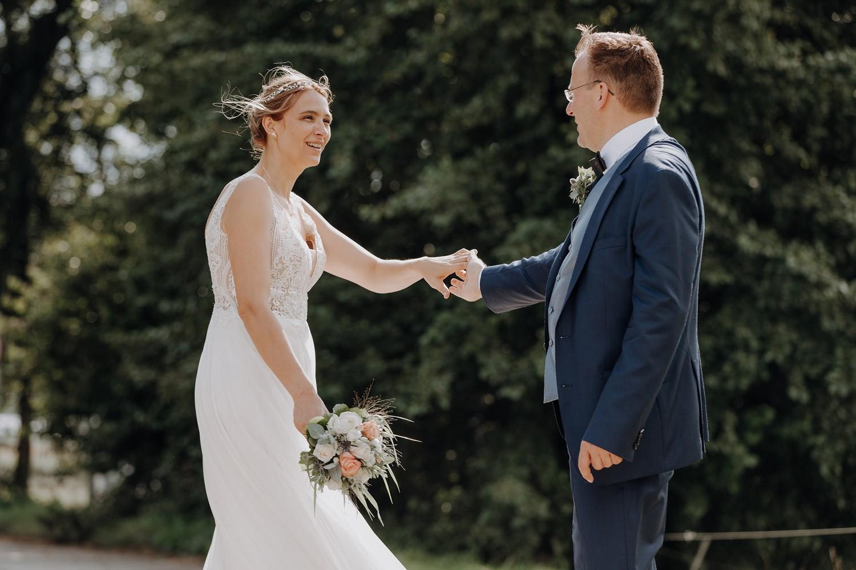 Wundervolle Hochzeit in Bad Belzig