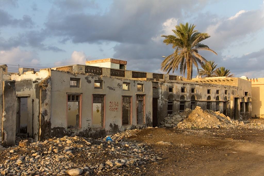 Denn wenn der Ort auch in Ruinen liegt… | Foto: Jeanette Dobrindt