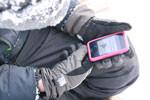 (c)NABU/Anette Wolff: Vogelbestimmung per App