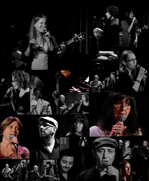 Singers Night @ Jazz Station - BXL