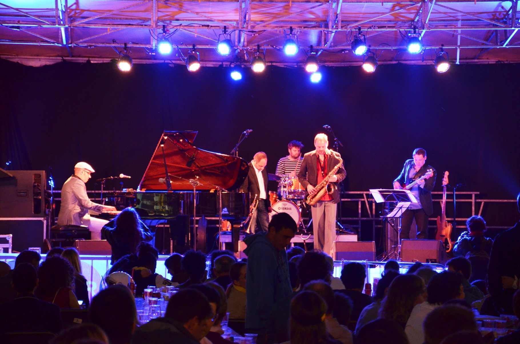 Gorgona - Yannick Schyns Quintet - Jazz Marathon 2014