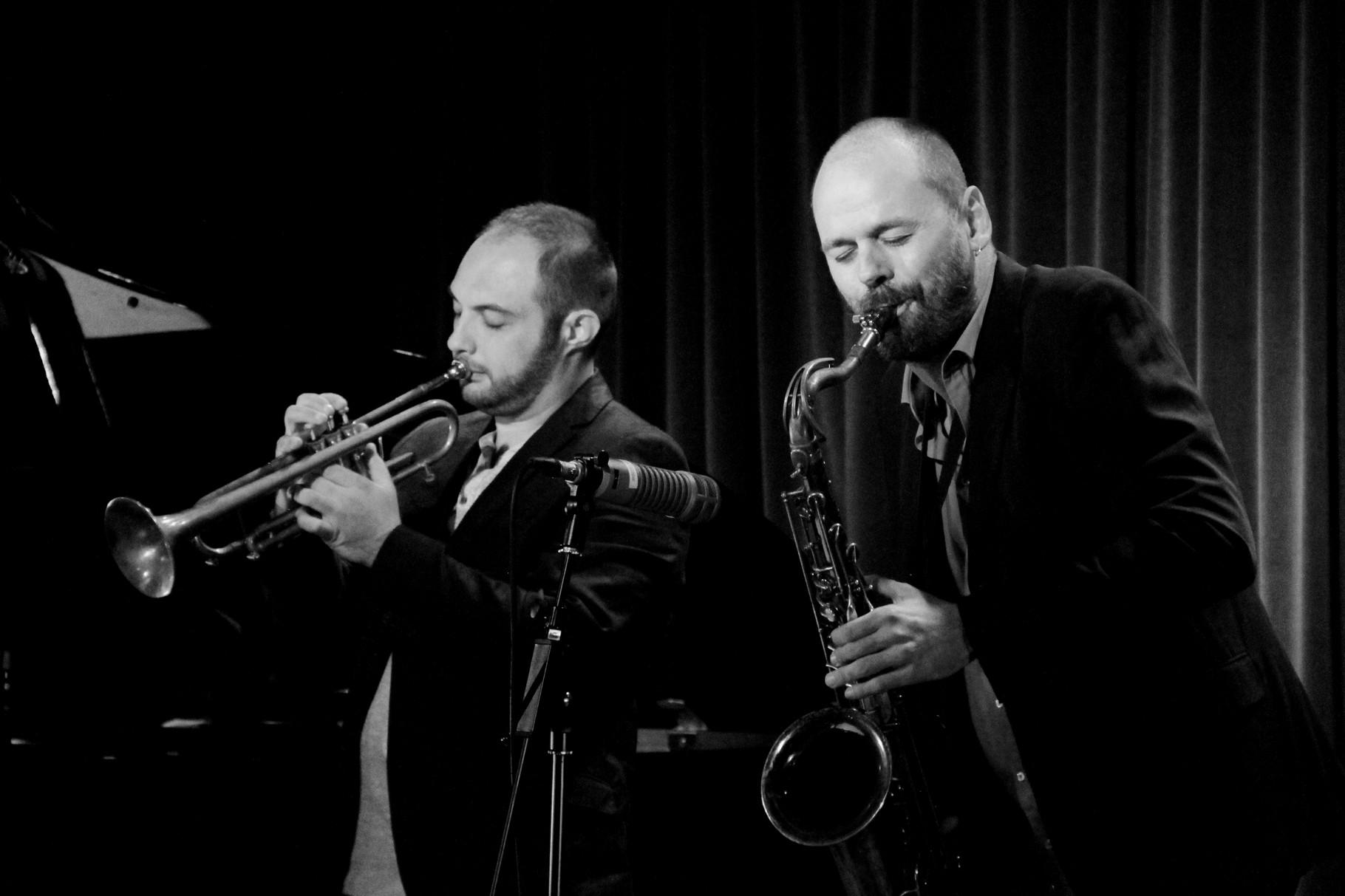 Gorgona - Yannick Schyns Quintet - Franck Beele & Marti Melia