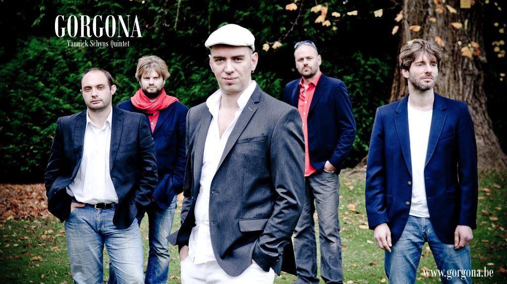 Gorgona - Yannick Schyns Jazz Quintet