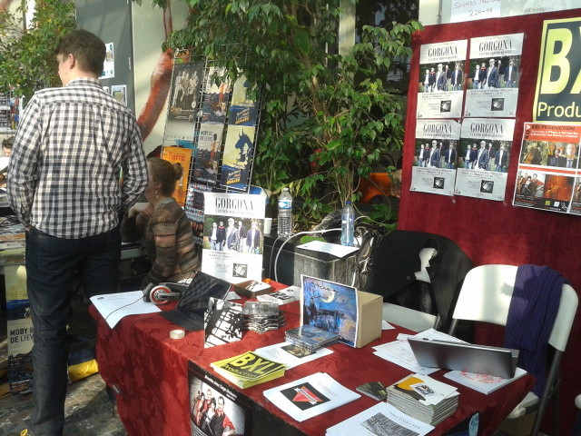 Stand Ars Nova au Festival Propulse 2015