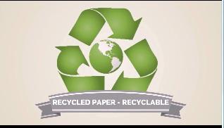 グリップシートはリユース、リサイクル可能