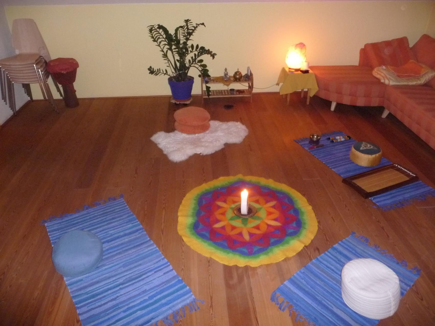 Meditations und Seminarraum