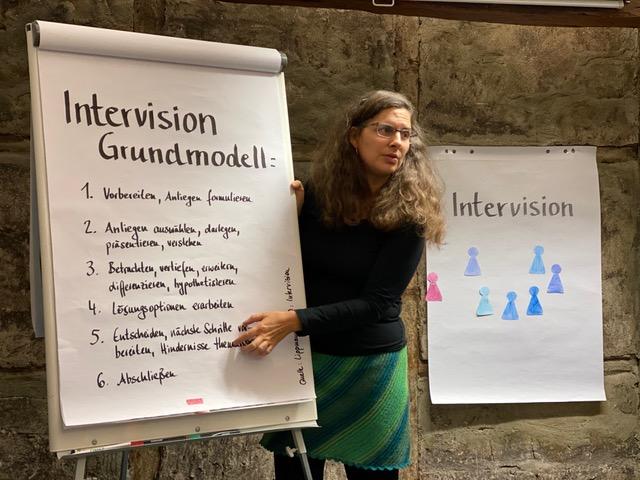 11.19 Vortrag Intervision im Haus der Wissenschaft Bremen (Foto: Christian Seebeck)