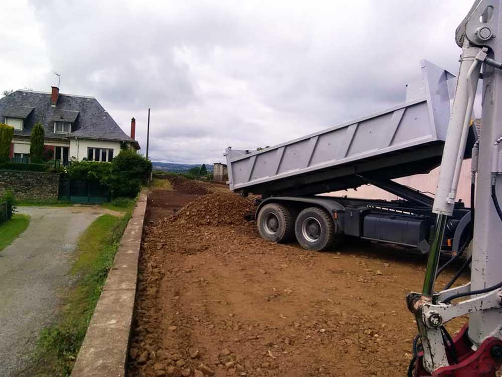 ED-TP accès de chantier