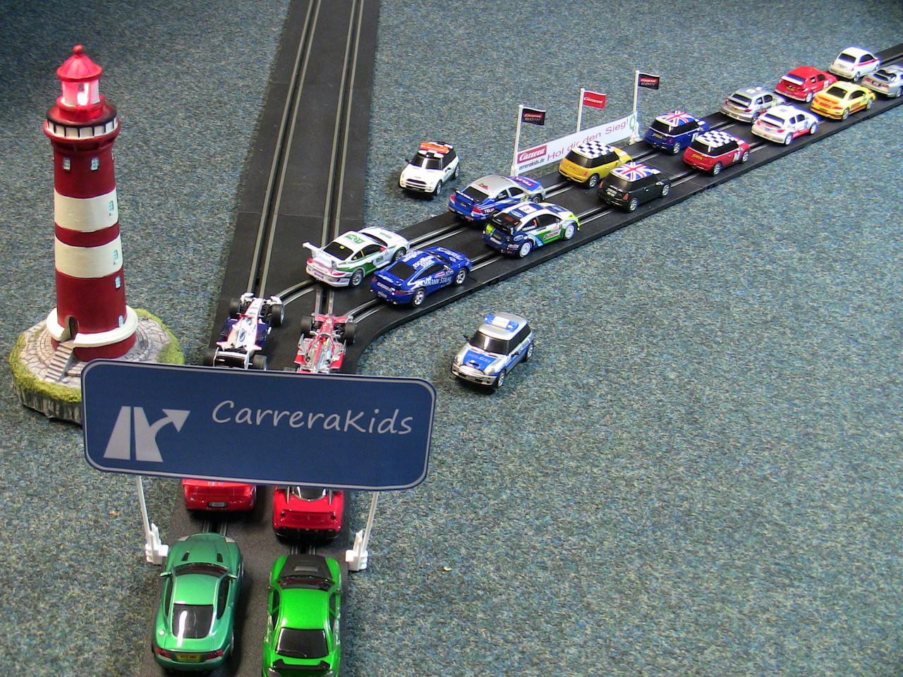 Carrera GO!!! Parade