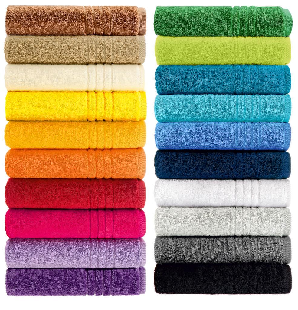 Sauna Handtuch BESTICKT mit Namen Duschtuch Handtuch Badetuch Saunahandtuch