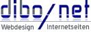 dibonet Webdesign Internetseiten
