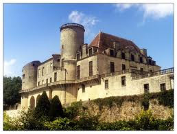 le chateau de Duras