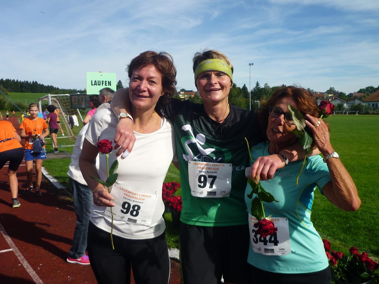 Carolin, Karen, Hannelore