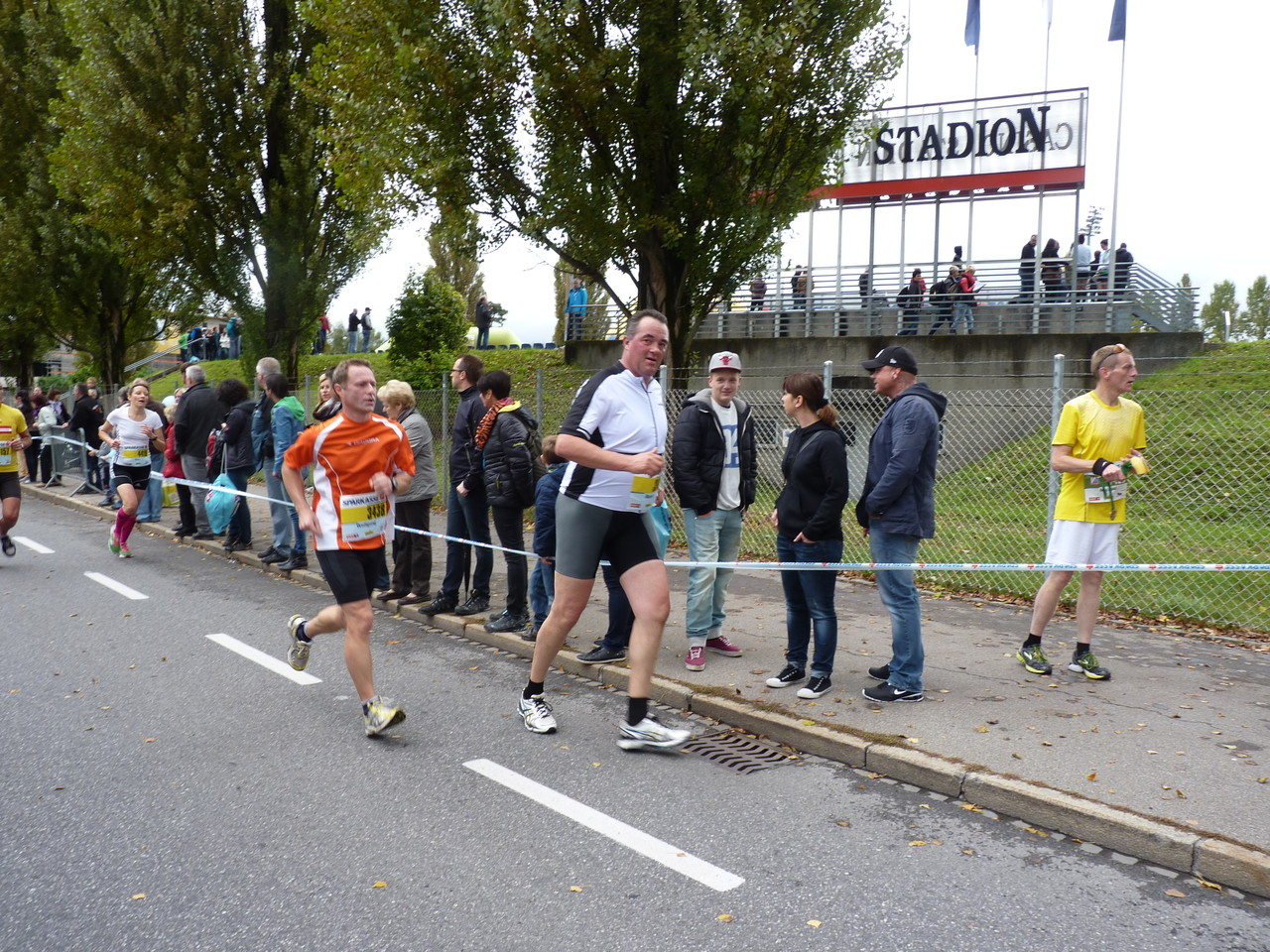 Bernd - Viertelmarathon in 1:32:43