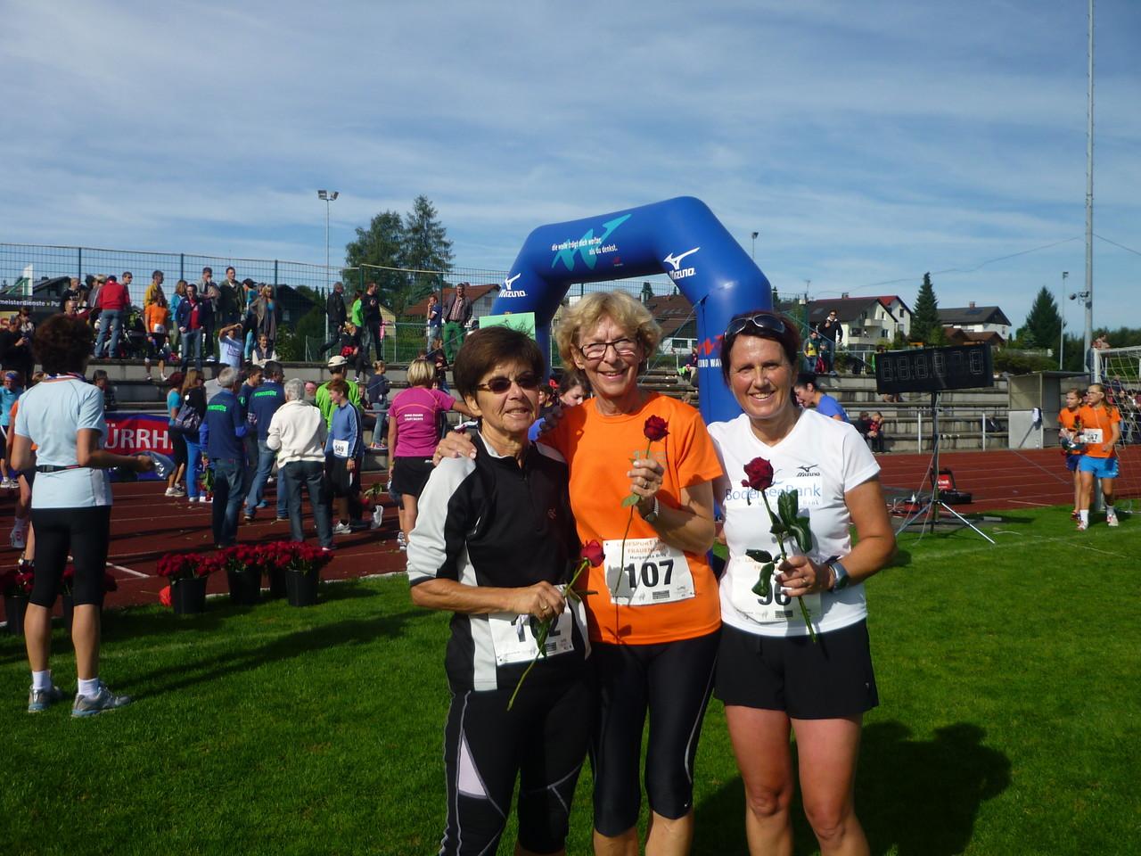 Helga, Margareta, Karin