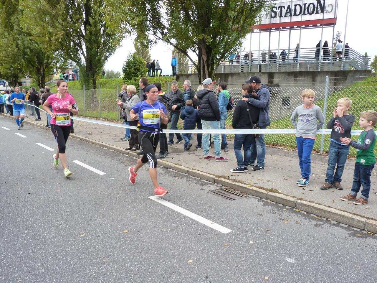 Carola - Halbmarathon in 1:42:00