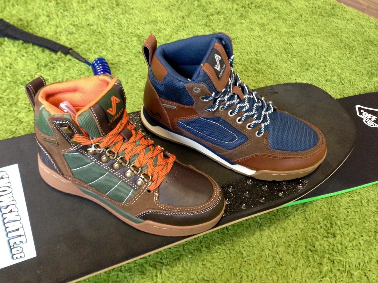 Forsake Sneakerboots In The House Snowskate De