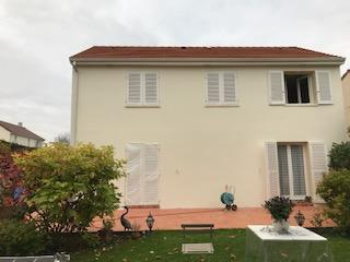 Après travaux peinture de façade