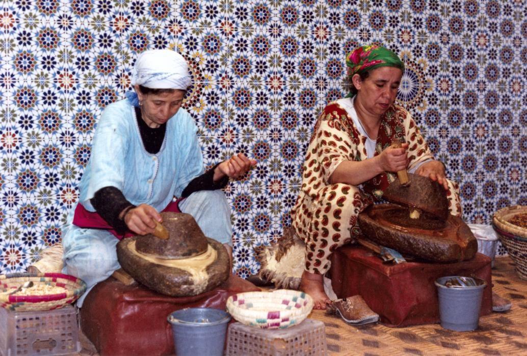 Cooperativas Marroquíes