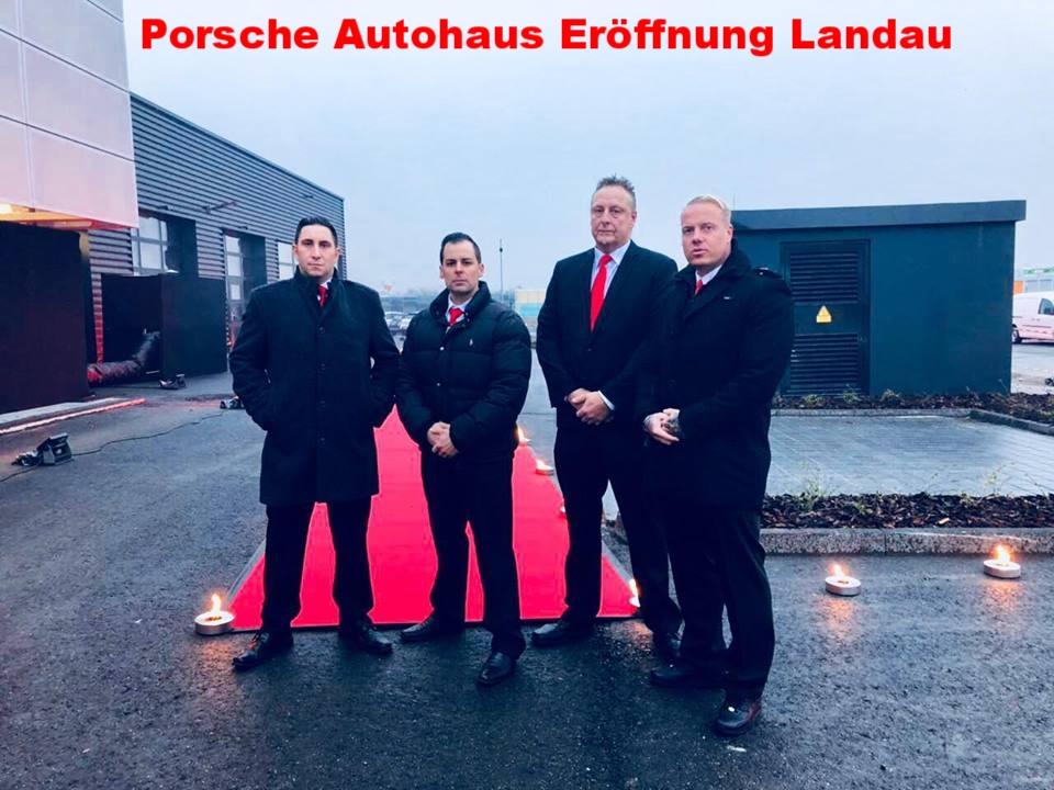 Porsche Eröffnung Landau