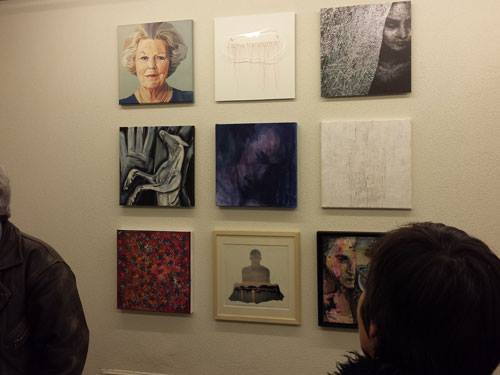 Skin - galerie Tuur Eindhoven