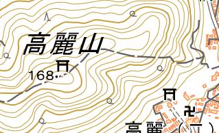 院 国土 図 地理 地形 国土地理院DEMから段彩陰影図作成の手順