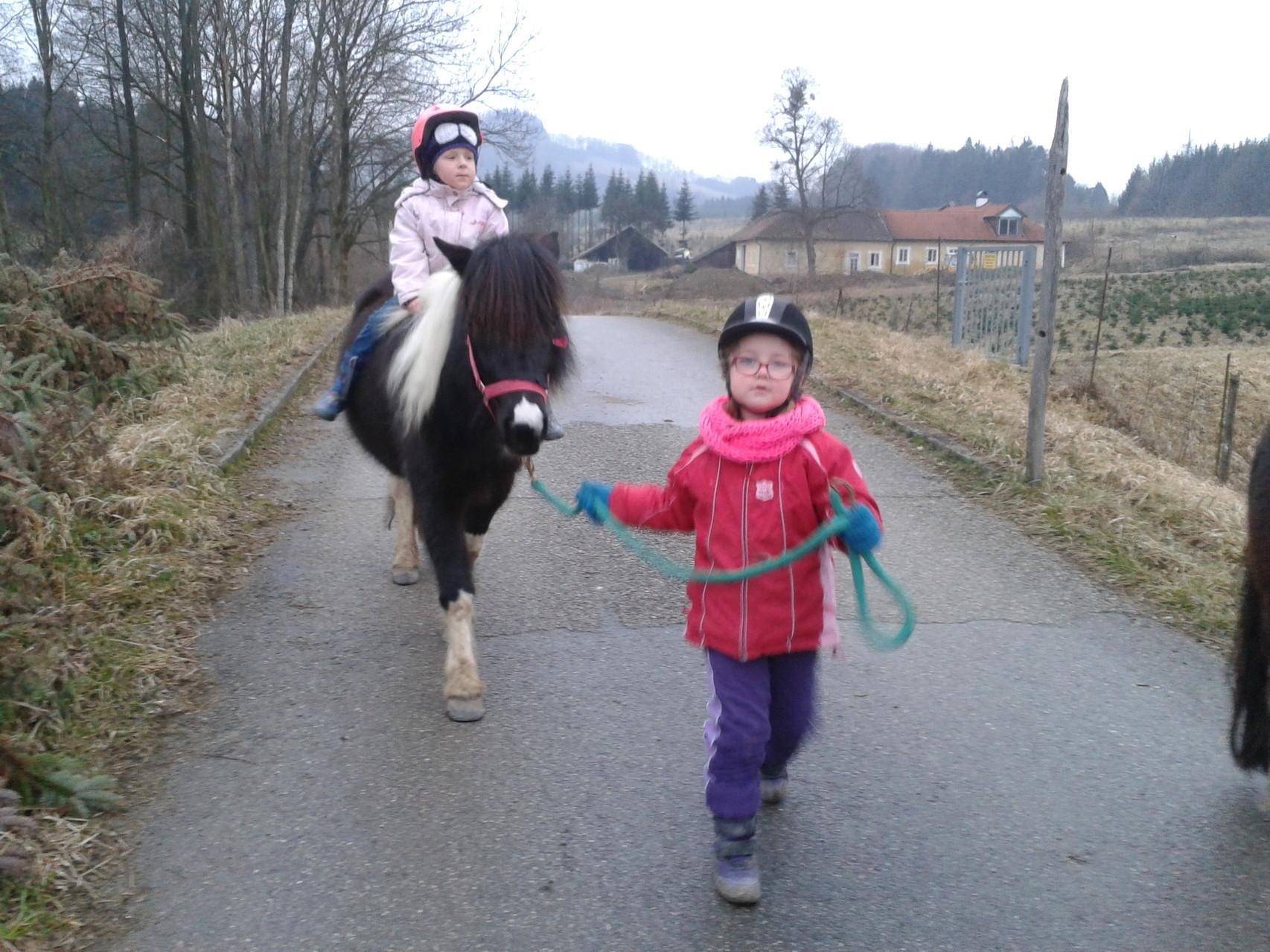 Sonja und Olivia
