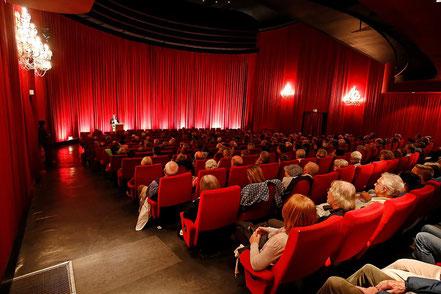Volle Kinosäle gab es im Kinojahr 2018 nur selten zu sehen.