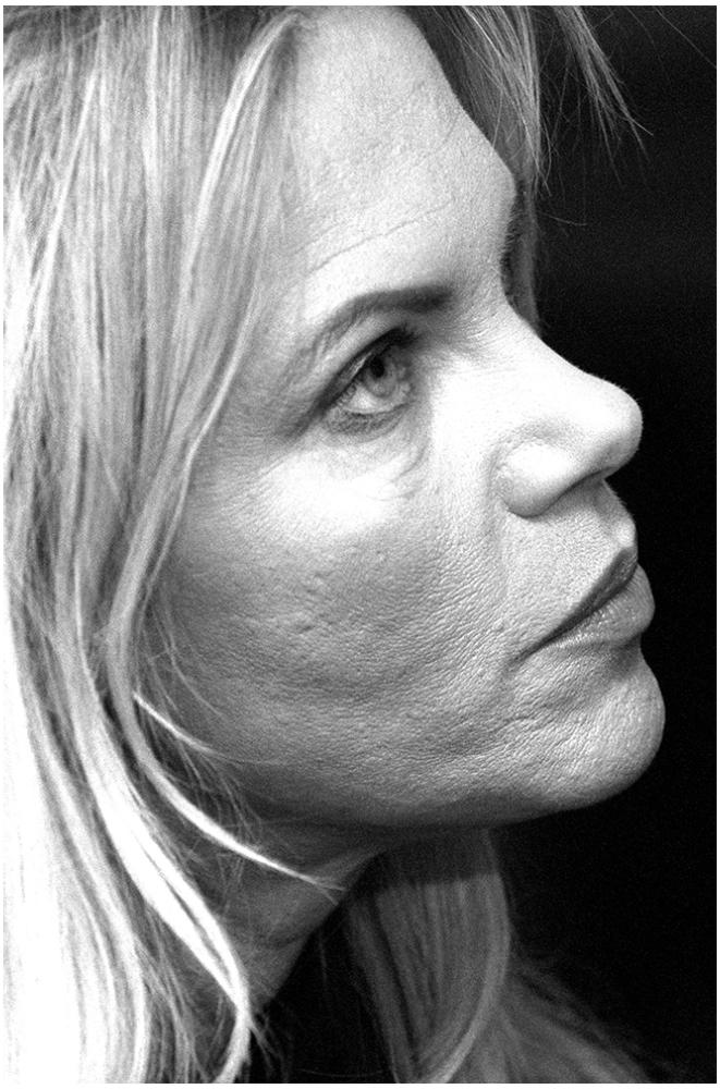 Nina Ruge foto organico Picture Bild Krackhardt Christof Menschen des veröffentlichten Lebens
