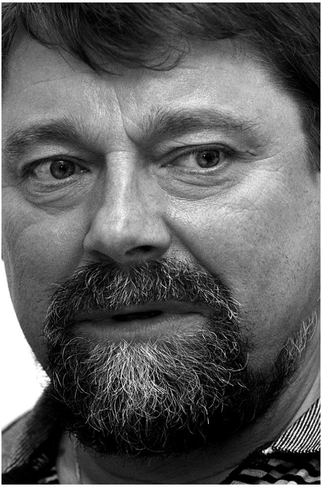 Jürgen von der Lippe Portrait foto organico Picture Bild Krackhardt Christof Menschen des veröffentlichten Lebens