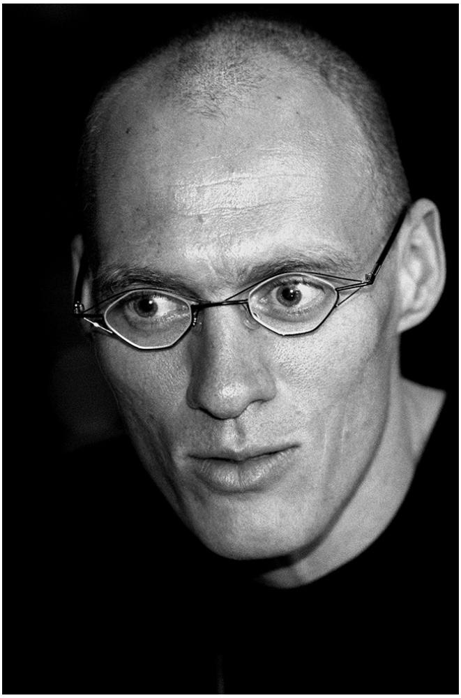 Dierter Baumann foto organico Picture Bild Krackhardt Christof Menschen des veröffentlichten Lebens