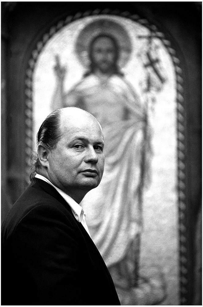 Arno Stefen foto organico Picture Bild Krackhardt Christof Menschen des veröffentlichten Lebens