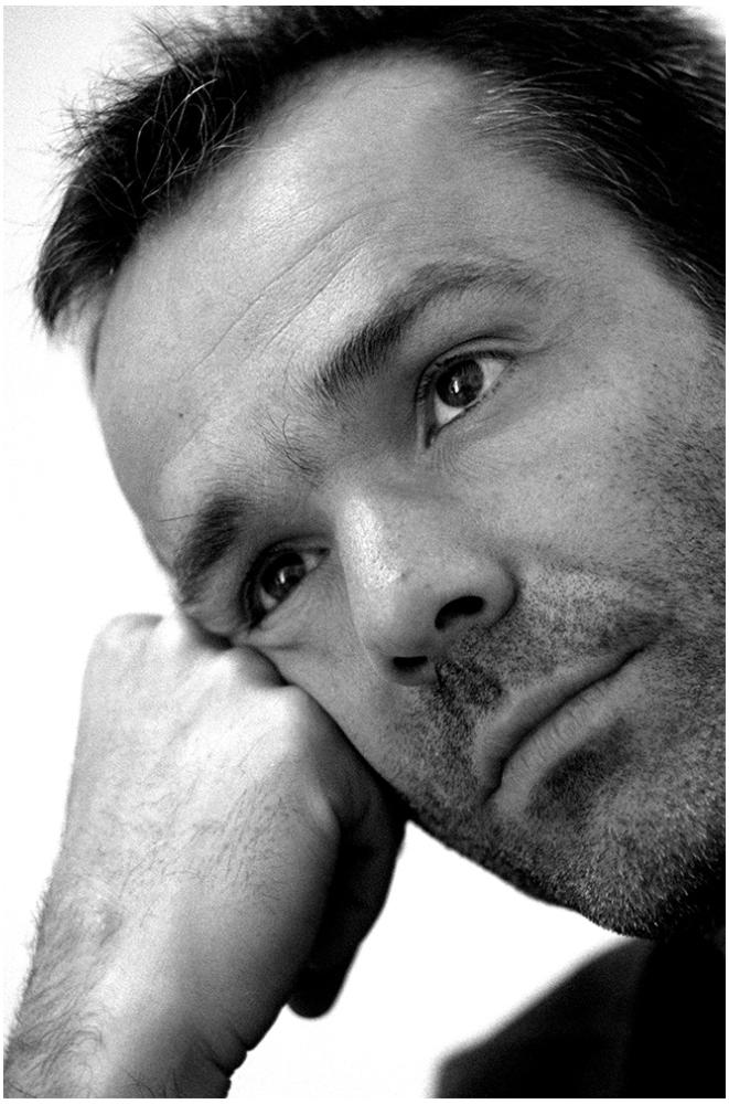 Hannes Jaenicke Portrait foto organico Picture Bild Krackhardt Christof Menschen des veröffentlichten Lebens