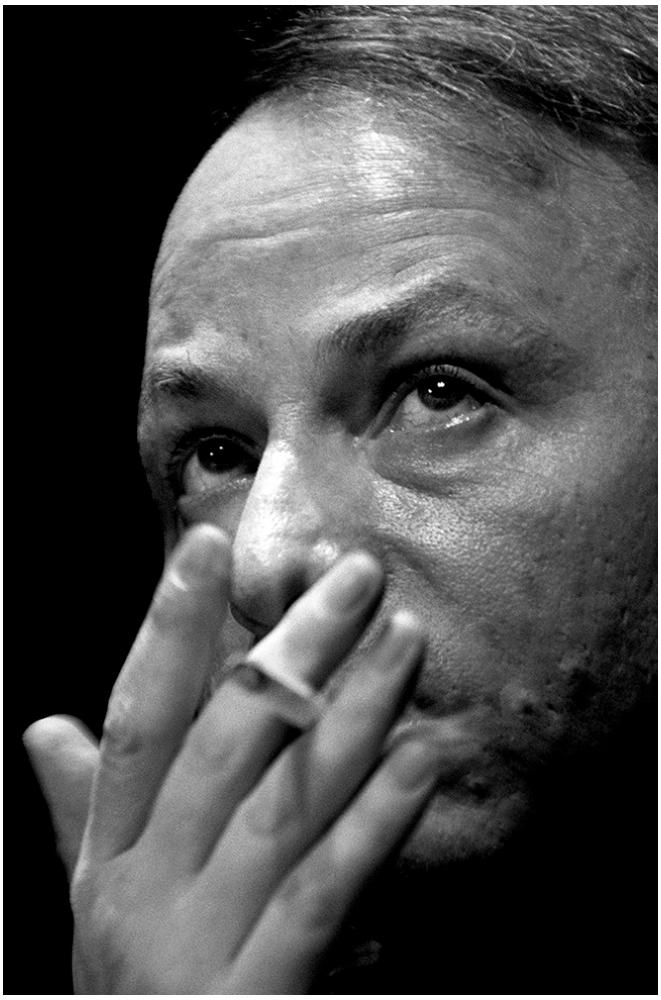 Michel Houellebecq foto organico Picture Bild Krackhardt Christof Menschen des veröffentlichten Lebens