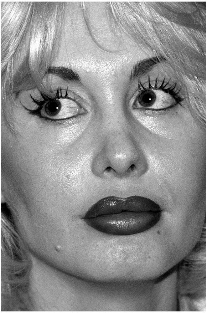 Dolly Buster foto organico Picture Bild Krackhardt Christof Menschen des veröffentlichten Lebens