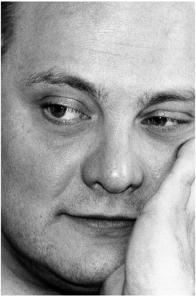 Thomas Koschwitz Portrait foto organico Picture Bild Krackhardt Christof Menschen des veröffentlichten Lebens