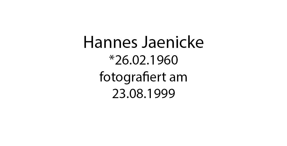 Hannes Jaenicke Portrait foto organico Picture Bild Krackhardt Christof Menschen des veröffentlichten Lebens Geburt Birth Datum