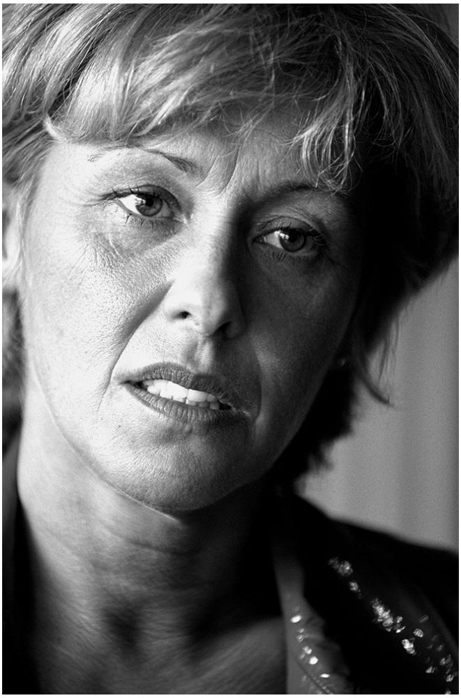 Margarethe Schreinemakers foto organico Picture Bild Krackhardt Christof Menschen des veröffentlichten Lebens