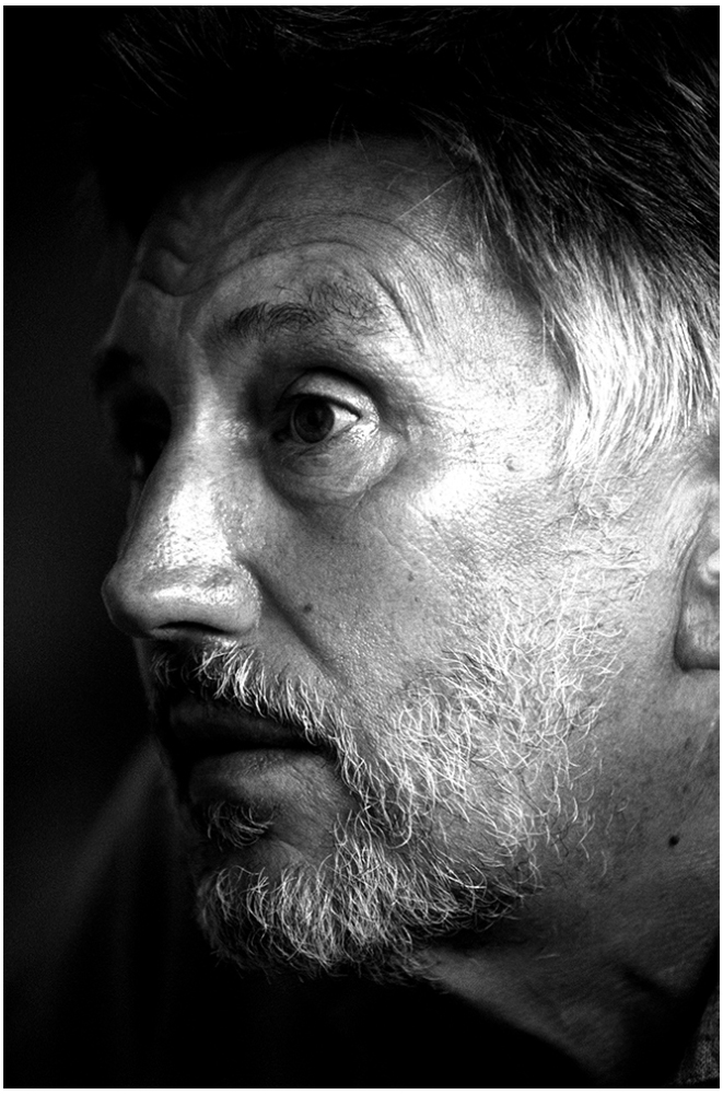 Christian Brückner foto organico Picture Bild Krackhardt Christof Menschen des veröffentlichten Lebens