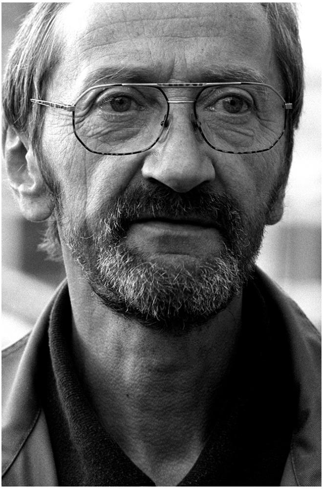 Lothar Vosseler foto organico Picture Bild Krackhardt Christof Menschen des veröffentlichten Lebens