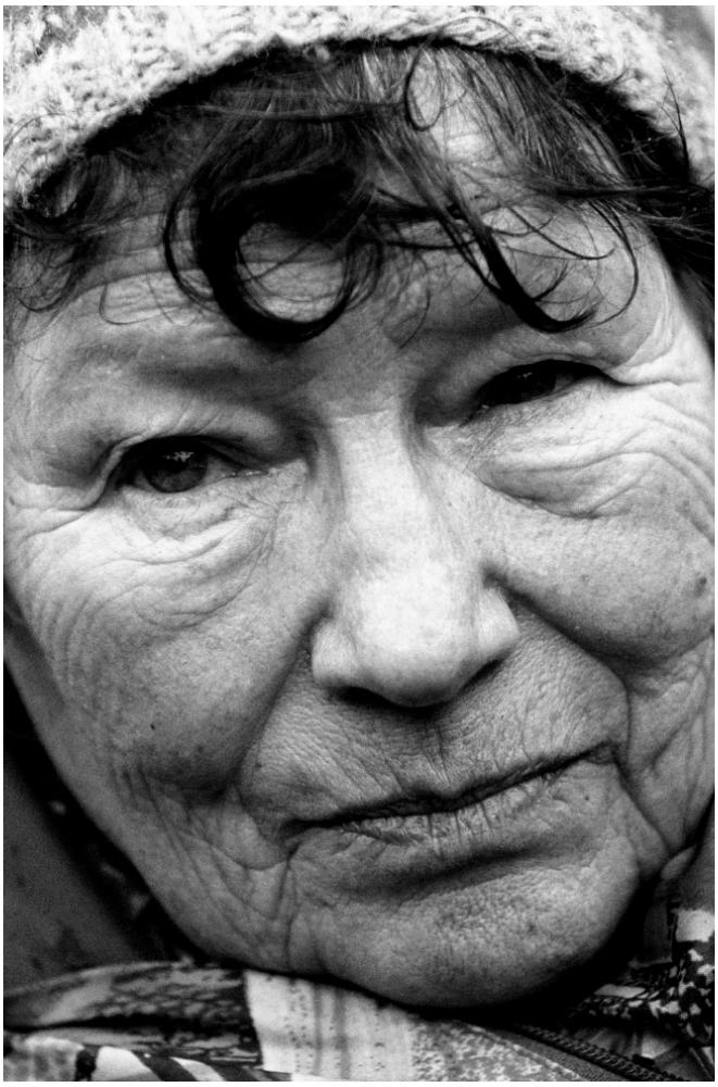 Marianne Fritzen foto organico Picture Bild Krackhardt Christof Menschen des veröffentlichten Lebens