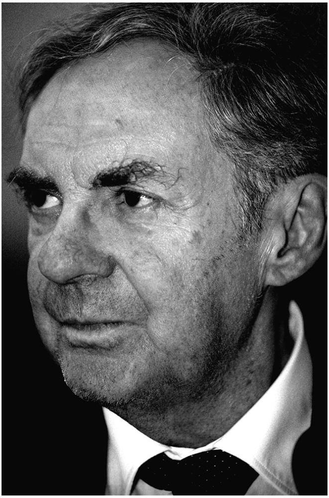 Harald Juhnke Portrait foto organico Picture Bild Krackhardt Christof Menschen des veröffentlichten Lebens