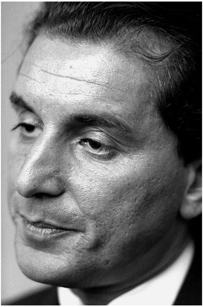 Michel Friedmann foto organico Picture Bild Krackhardt Christof Menschen des veröffentlichten Lebens