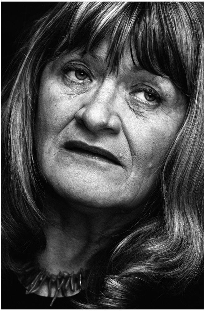 Alice Schwarzer Portrait foto organico Picture Bild Krackhardt Christof Menschen des veröffentlichten Lebens