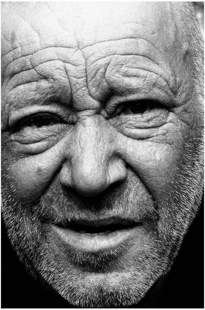 Franz Jungblut Portrait foto organico Picture Bild Krackhardt Christof Menschen des veröffentlichten Lebens
